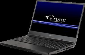 マウスコンピューターの15.6インチゲーミングノートパソコン「G-Tune H5」の画像