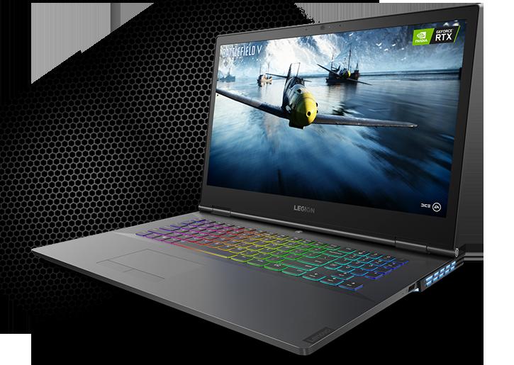 2021年最新版17.3インチのゲーミングノートPC8選「Lenovo Legion Y740 17」の画像