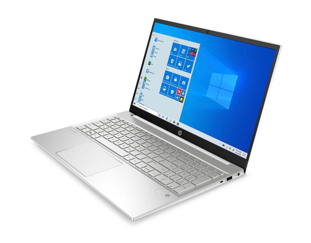 おすすめの15.6インチスタンダードノートPC「HP Pavilion15-eg (AMD)」の画像
