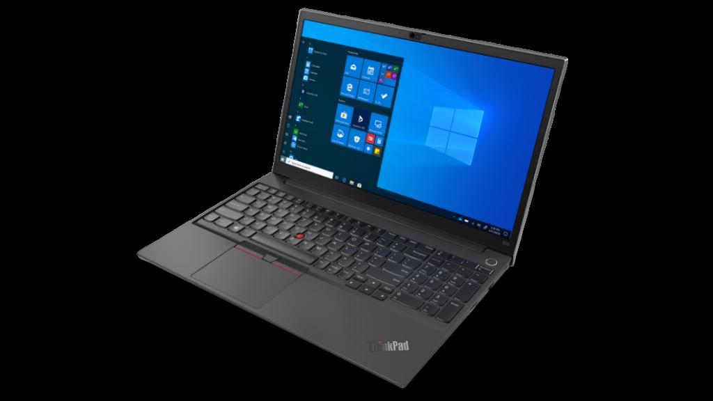 おすすめの15.6インチスタンダードノートPC「Lenovo ThinkPad E15 Gen2」の画像