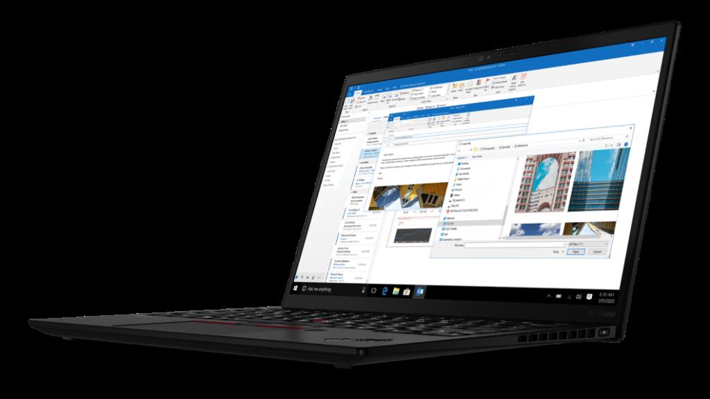Lenovo ThinkPad X1 Nanoの画像