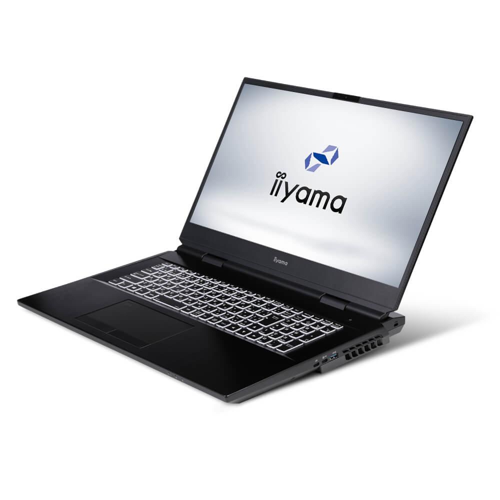2021年最新版17.3インチのゲーミングノートPC8選「パソコン工房 STYLE-17FG103-i7-VWZX」の画像