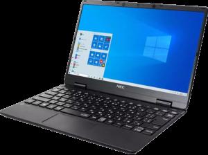 1kgを切るモバイルノートパソコン「NEC LAVIE N12」の画像