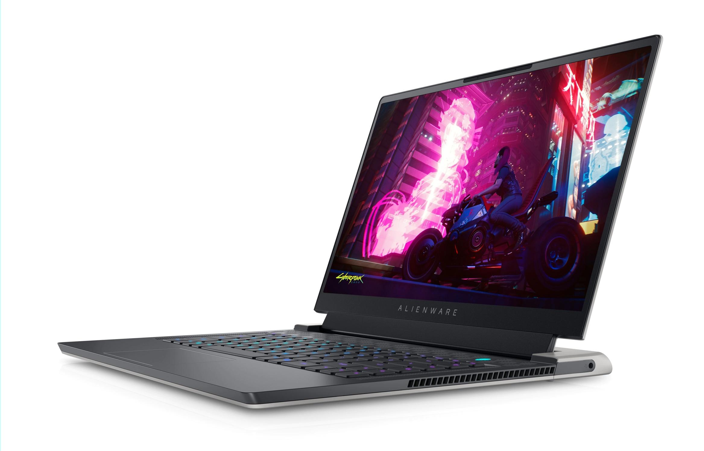 DELL Alienware x15 R1の画像